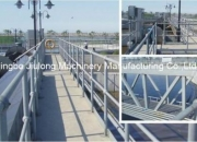 Handrail stanchion
