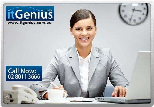 Itgenius australia - sydney pc and mac it support and managed servic