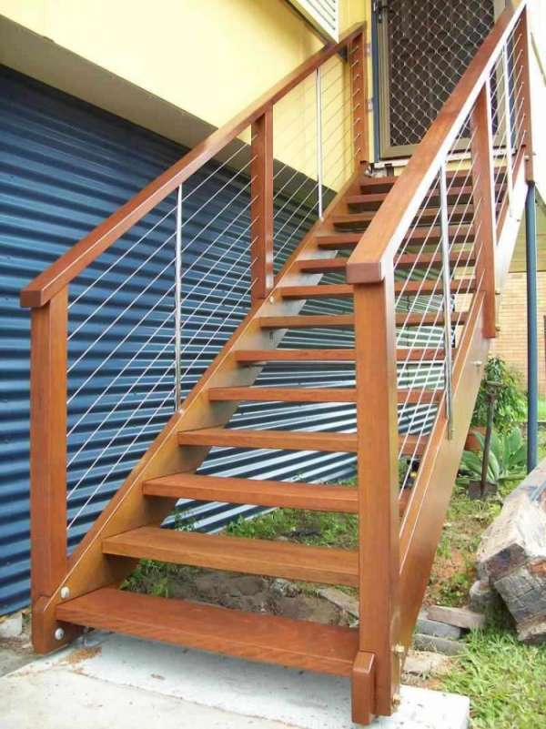 Make your home modern with wire balustrading mordialloc