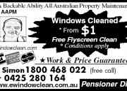 Perth Window Cleners In Australia For Commercial And Residential Properties