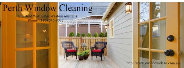 Perth window cleaner western australia