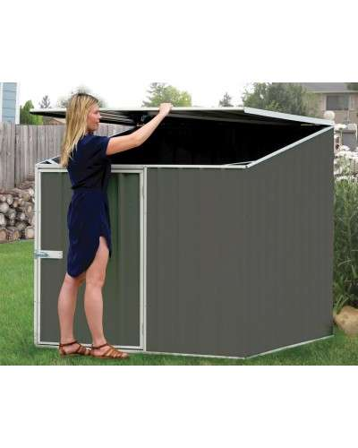 Absco spacesaver garden shed from gardenshed australia