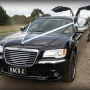 Chrysler limo hire in Melbourne