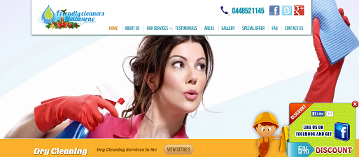 Friendly cleaners melbourne- house cleaning service melbourne