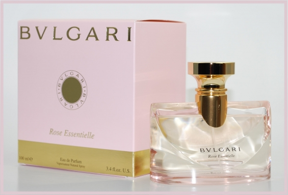 Bvlgari rose essentielle perfume-eau de parfum spray for women