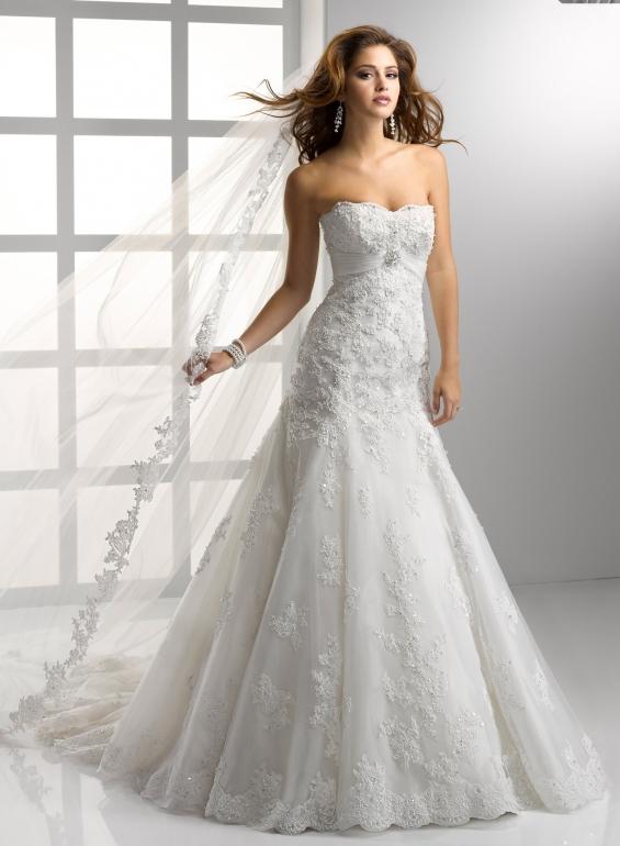 Designer lace wedding dresses sydney A line lace wedding dress australia