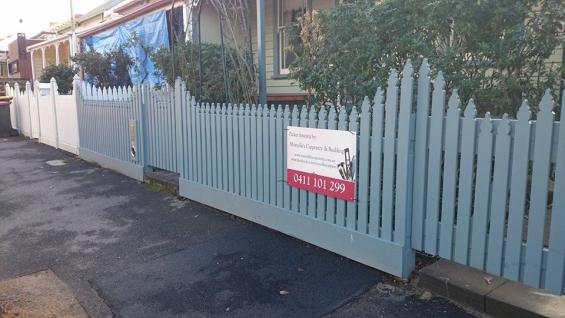 Melbourne picket fencing specialist