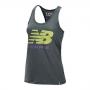 New Balance Big Brand Womens Tennis Tank Top