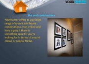 Best Digital Photo and picture Frames by YourFramer