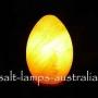 USB Sphere Salt Lamp Changes Colour 8cm Diameter