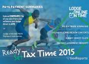 Tax   Time  2015 GovReports