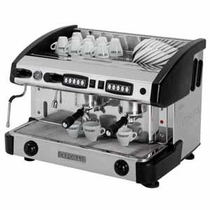 Commercial espresso coffee machines