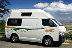 Recommended economic campervans - for family/children/couple/backpackers/over55's