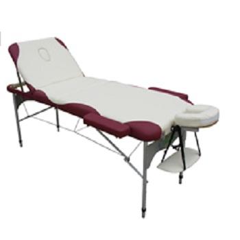 Tahiti sapphire massage table - cream