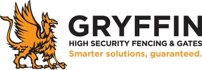 Choose the modern security fencing from gryffin
