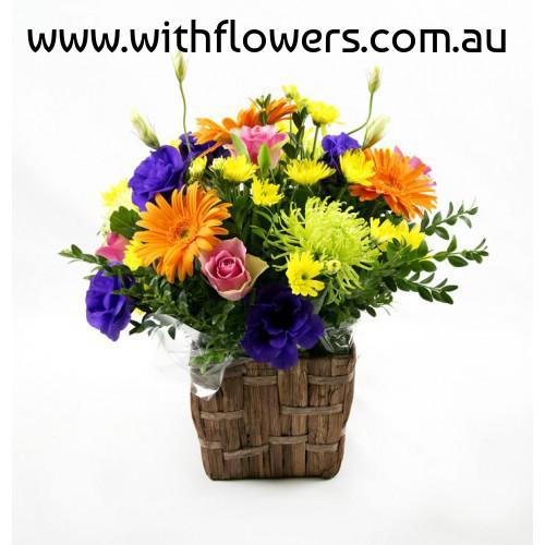 Online flower delivery victoria