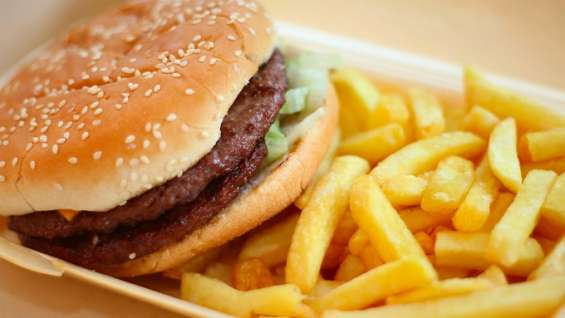 Fast food or meal delivery service in melbourne