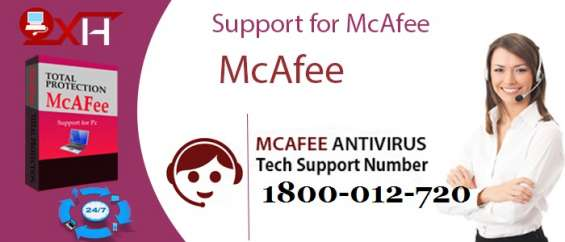 For the unmatched mcafee support just dial 1800-012-720 to find rapid solutions