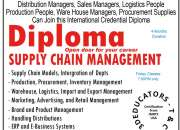 DIPLOMA IN SUPPLY CHAIN MANAGEMENT WITH ERP SCM TRAINING