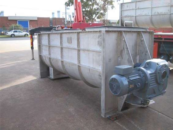 Stainless steel hoppers melbourne