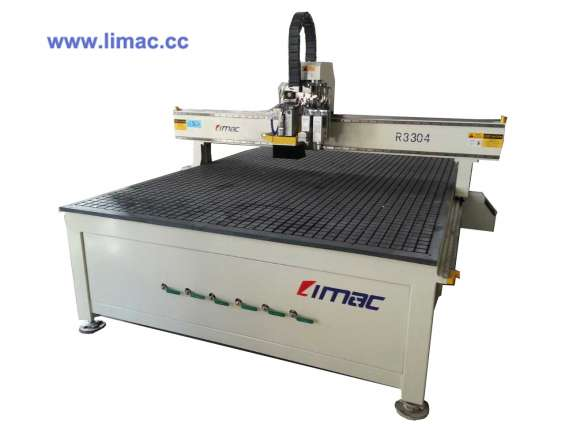 Limac cnc cutting machine for pre insulated duct making