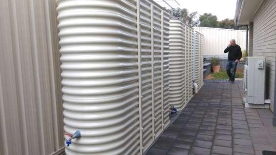Corrugated ultra slim tanks in adelaide - betta tanks