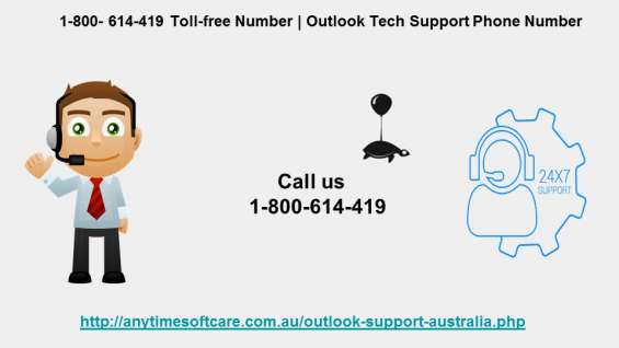 Take professionals help in order to wipe away shortcomings in your outlook tech support phone number. high end-solution is always available at toll-free no. 1-800- 614-419.  login errors.  password hitches.  virus or spam issues. accurate resolution of tr