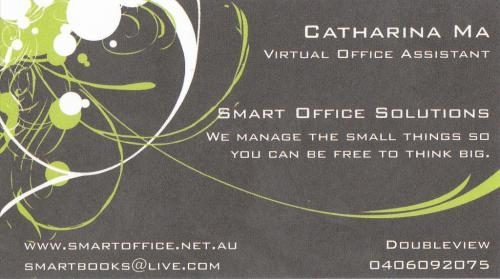 Virtual assistant services: smart office solutions, perth, wa