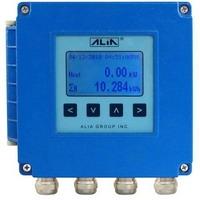 With thermal energy alia electromagnetic flowmeter converter amc2100e