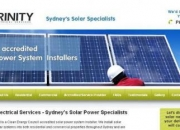 Solar power system - trinity electrical services
