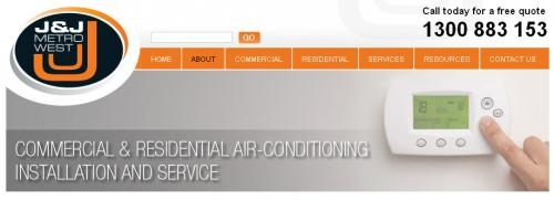 Air conditioning service sydney - jj metro west