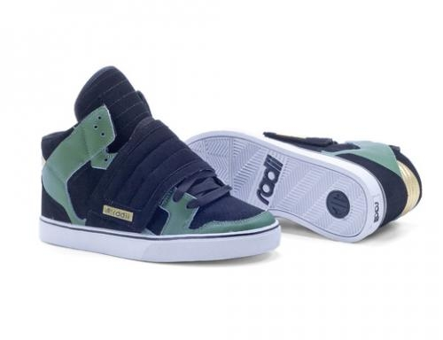 Radii timeless deluxe shoes