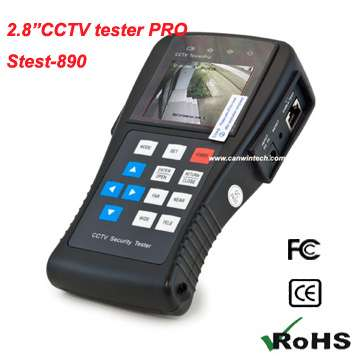 Multifunction cctv tools for security system--- cctv tester