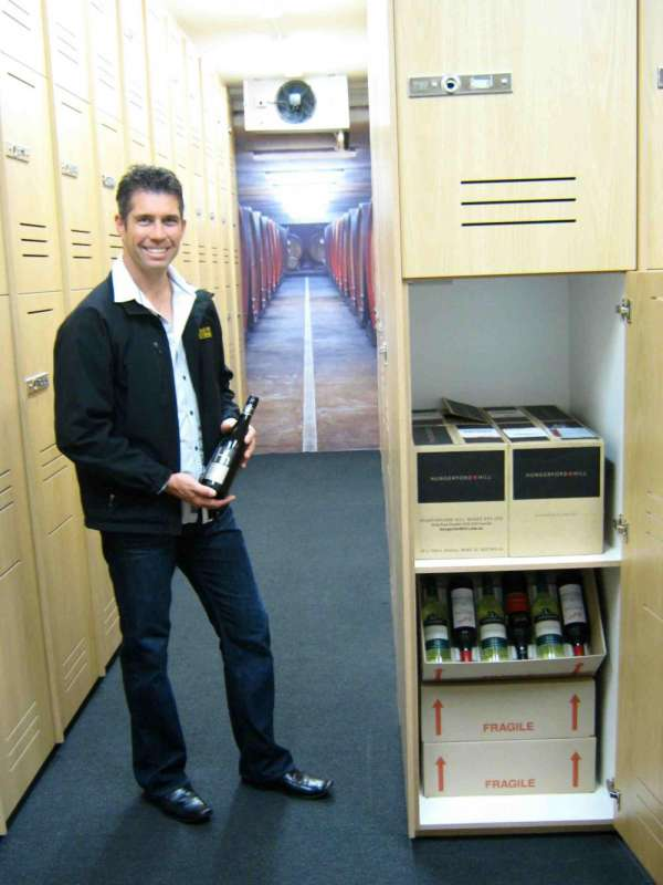 Get perfect storage temperature for your wine bottle in sydney
