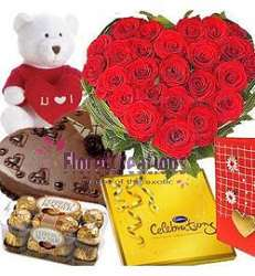 Pictures of Flower delivery in kolkata india, cake delivery in kolkata, send valentine gifts 1