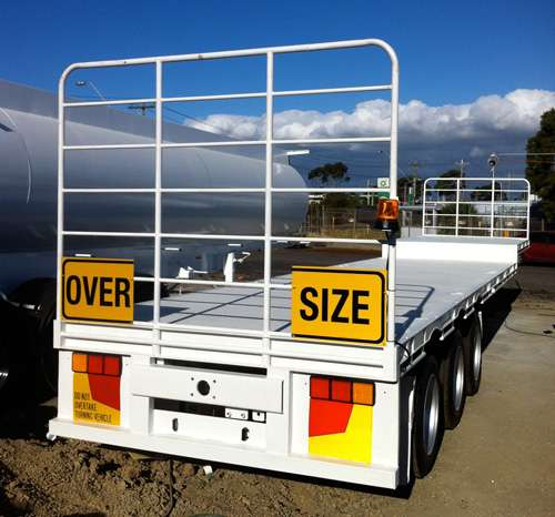 Ultimate drop deck trailer for sale