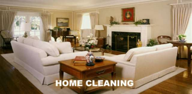 Business services, home cleaning & carpet cleaning
