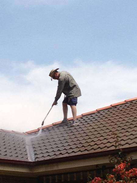 High pressure cleaning and other external cleaning