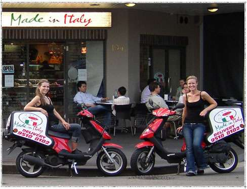 Pizza sydney - food delivery sydney
