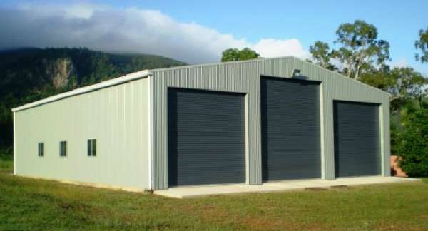 Affordable stylish rural farm sheds in australia