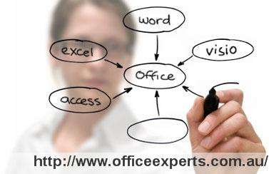 Get the best microsoft office specialist in sydney