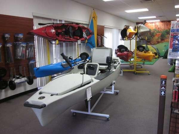 Kayak boat hobie mirage pro angler 14