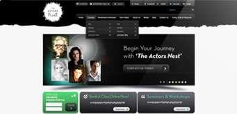 Website design packages(cms) - custom design - starting from $185 only