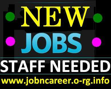 15 x new jobs (urgently staff needed)