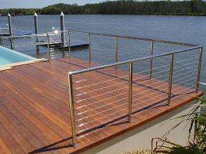 Get designed stainless steel wire balustrading victoria