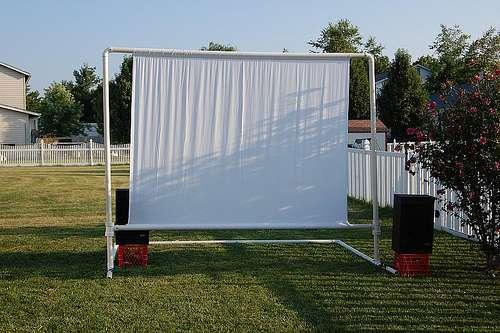 Stretch projector screen for sale in australia