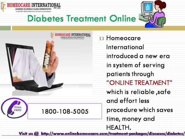 Online diabetes treatment | diabetes treatment online