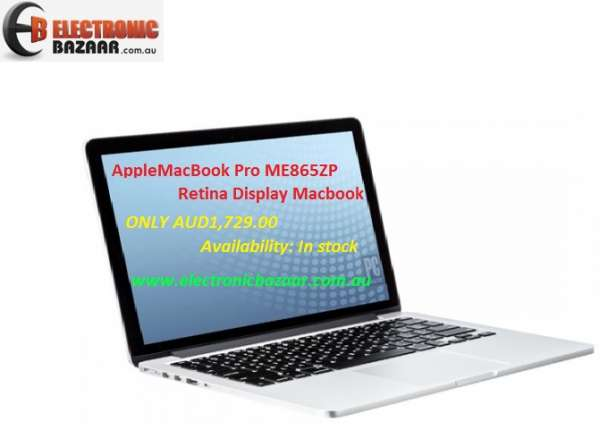 Apple macbook display:electronicbazaar