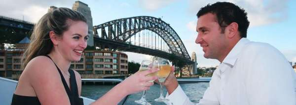 Valentines day cruises sydney harbour