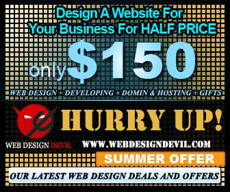 Business website design for just usd150 only!